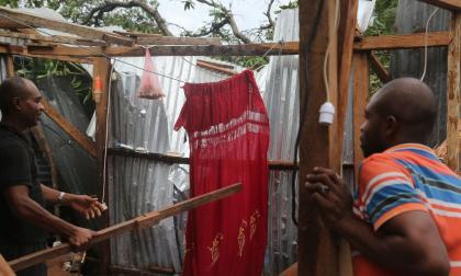 Un muerto y daños por el segundo ciclón que golpea Mozambique en un mes y medio