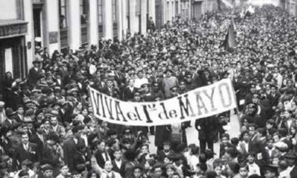 En 1886 la fuerza obrera marcó un hito en la historia.