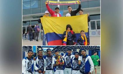 Barranquilla presente en semifinal del Mundial de Robótica