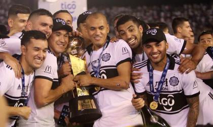 Olimpia logró el título paraguayo.