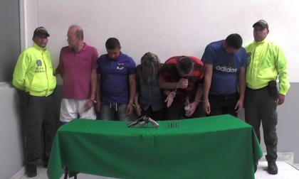 En video | Desarticulan a 'Los Garras', banda dedicada al robo de apartamentos