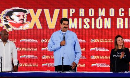 """Maduro llama """"topo""""  y """"traidor"""" a su exjefe de inteligencia tras fallida rebelión militar"""