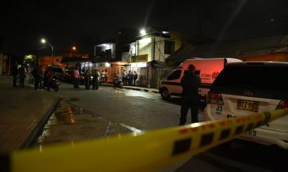 Asesinan a bala a hombre en el barrio Alfonso López