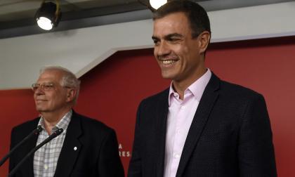 Los socialistas de Sánchez ganan las elecciones europeas en España