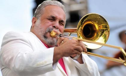La salsa aún suena fuerte en el trombón de Willie Colón