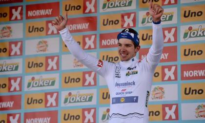 El colombiano Álvaro Hodeg gana la segunda etapa en la Vuelta a Noruega
