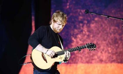 Seleccionan por tercera vez a Ed Sheeran como el artista más escuchado en Reino Unido