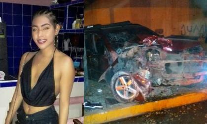 Bailarina murió en accidente de tránsito en Santa Marta