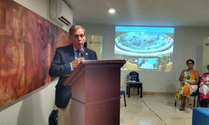 Guillermo Fernández, rep. oficina de la Alta Comisionada para los Derechos Humanos.