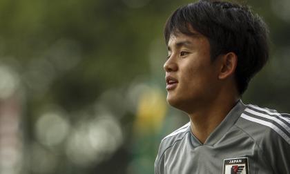 El Real Madrid ficha a Takefusa Kubo, el 'Messi japonés'