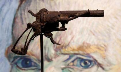 Subastan la pistola con la que se suicidó Van Gogh