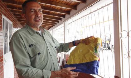 Diputado venezolano está en Colombia, tras abandonar residencia diplomática