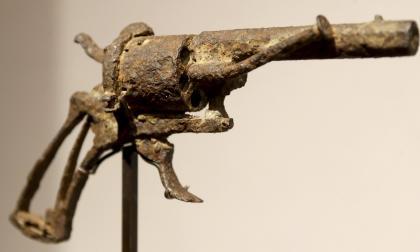 Arma con la que se disparó Van Gogh ya tiene nuevo dueño