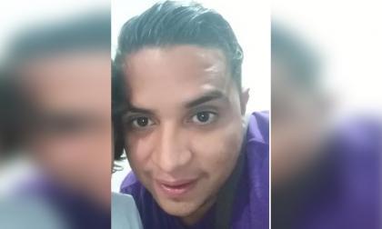 Antoni Rivero Cantillo, desaparecido.