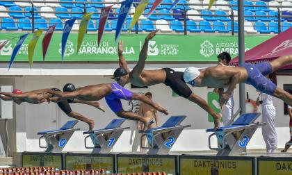 Cardenio Fernández, el nuevo referente criollo en la natación