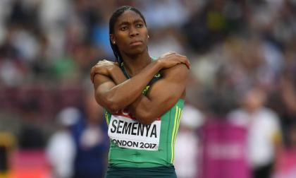 Semenya correrá sus primeros 800 metros desde el nuevo reglamento