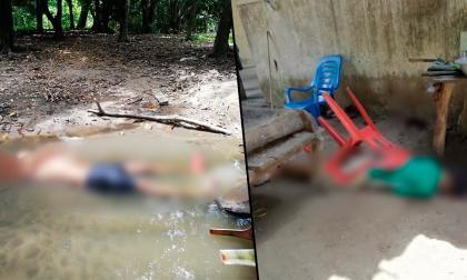 Un hombre y un menor fueron asesinados en la zona rural de Dibulla
