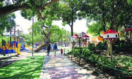 Actualmente, Barranquilla cuenta con 112 parques.