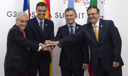 En video | Mercosur y la UE alcanzan histórico acuerdo de libre comercio tras 20 años de negociación