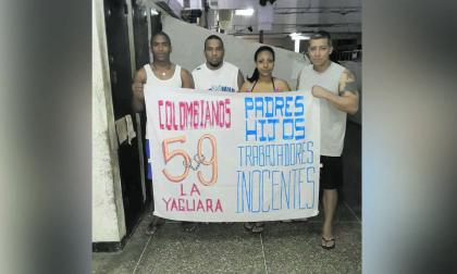 Un engaño mantuvo a doce sucreños en cautiverio en Caracas