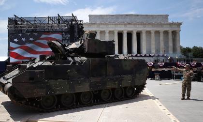 Donald Trump hará su propio show para la fiesta del 4 de julio