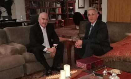 Uribe y Pastrana, a declarar en Comisión de Acusaciones por campaña de Santos