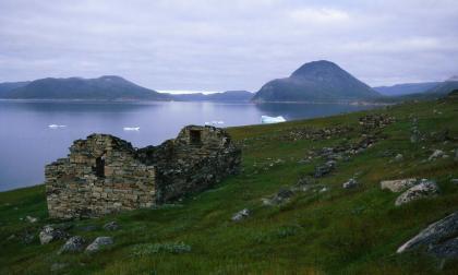 Vestigios arqueológicos en Groenlandia son amenazados por el cambio climático