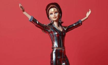 Esta es la Barbie inspirada en David Bowie