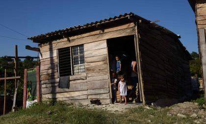 Vivienda en el sector de Villa Caracas, ubicado en el suroccidente de B/quilla.