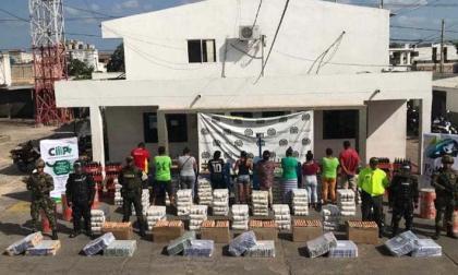 Cigarrillos, licor y carne lo que más se decomisa en La Guajira