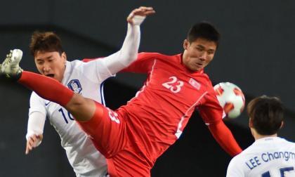 Corea del Norte y Corea del Sur en mismo grupo de clasificación a Catar 2022