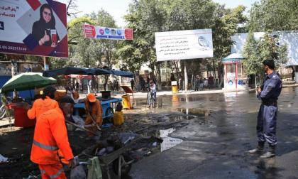 Al menos ocho muertos por explosión cerca de la Universidad de Kabul