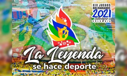Valledupar será sede de los Juegos Bolivarianos 2021