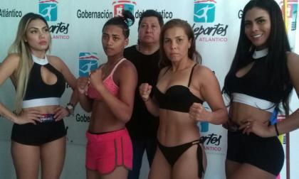 Duelo generacional de boxeo  esta noche en Puerto Colombia