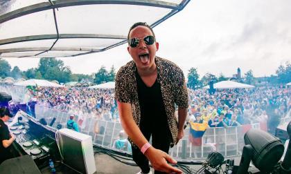 Cato Anaya, el 'beat' electrónico de Barranquilla en Tomorrowland
