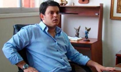 Alejandro Lyons, el ex gobernador de Córdoba, quien tiene pendiente nueve procesos disciplinarios.