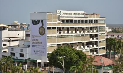 Sede 2 de la Universidad Simón Bolívar.