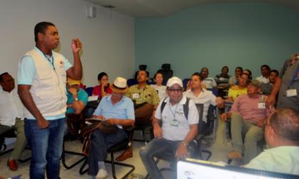 La reunión en la Contraloría sobre el PAE se realizó el 11 de junio.