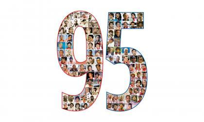 95 protagonistas de la historia rojiblanca