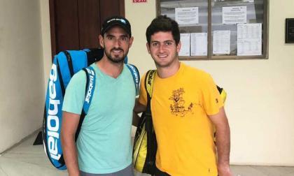 José Bendeck y Nicolás Mejía se coronan campeones en dobles en Ecuador