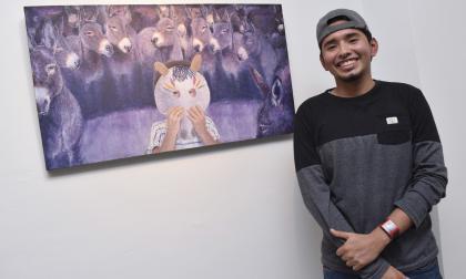 Abren convocatoria para concurso de arte 'La galería emergente'