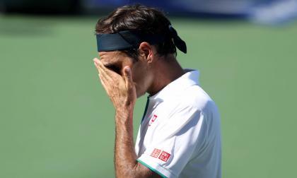 Federer se despide temprano de Cincinnati, igual que el argentino Schwartzman