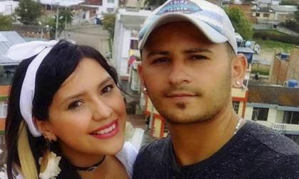 Charlotte Cobos y Richard Cardona.