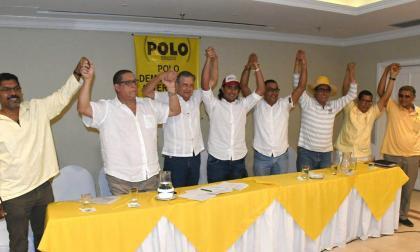 Polo Democrático se une a la campaña de Nicolás Petro