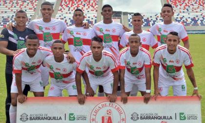 La Selección Atlántico que participa en el Campeonato Nacional sub-21.