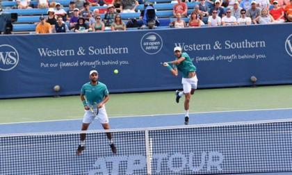 Farah y Cabal pierden final de dobles en Masters 1000 de Cincinnati
