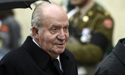 Juan Carlos I sale bien de operación  de corazón abierto