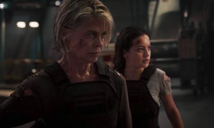 Natalia Reyes, por la supervivencia en 'Terminator 6'