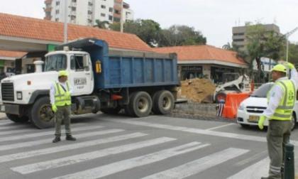 Estos son los cierres viales para este jueves en el norte de Barranquilla