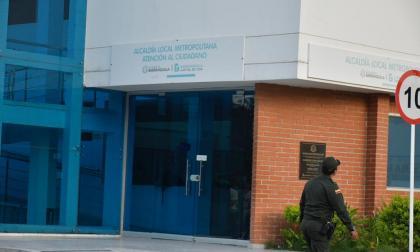 La Alcaldía Local Metropolitana está ubicada en la calle 49 No. 8Bsur-15 del barrio Conidec.